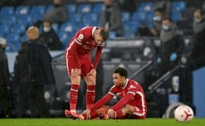 Majdnem egy kezdőcsapatnyi sérültje van a Liverpoolnak