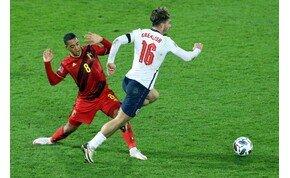 Az angol válogatott játékosának mozdulatát rengetegszer fogják ismételni a tévék