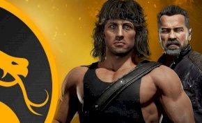 Hihetetlenül brutális lett Rambo és a Terminátor összecsapása – videó