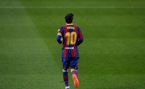 A Barcelona elnökjelöltjének tervei vannak Messivel
