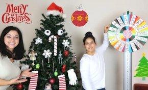 Erdélyi Mónikáék nem bírtak tovább várni – máris karácsonyfát díszítenek