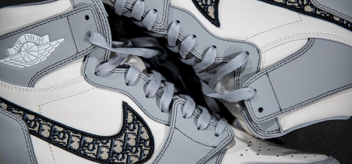 Újabb közös kollekciót készít a Nike és a Dior