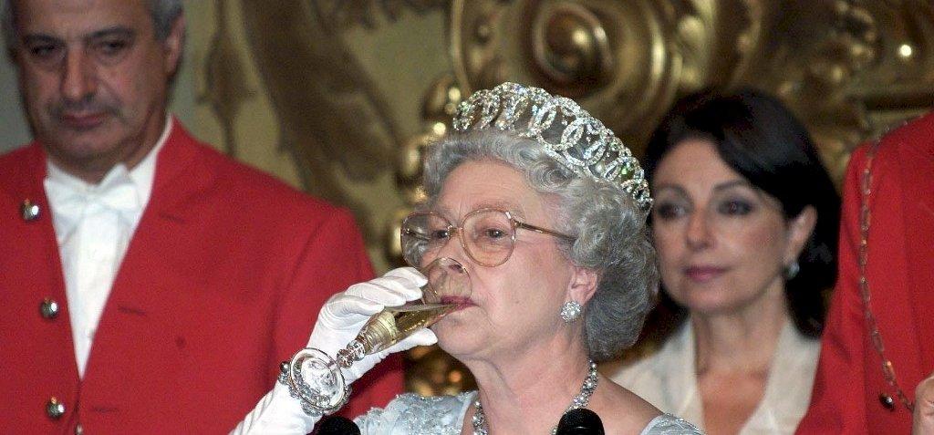 II. Erzsébet már nem csak királynő, hanem italmárka is