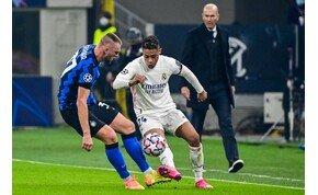Rangadót nyert a Real Madrid a BL-ben – videó