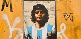 Amikor Messi és Maradona együtt focizott – íme néhány különleges videó