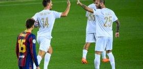 A Barcelona szerint a csapat Bukarestben játszik a Fradi ellen