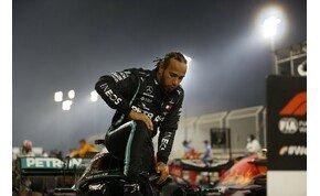 Lewis Hamilton koronavírusos, nem versenyez Bahreinben