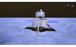 Sikeres Holdra szállást hajtott végre Kína