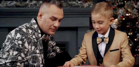 Szívmelengető karácsonyi slágerrel jelentkezett DJ Deka – videó