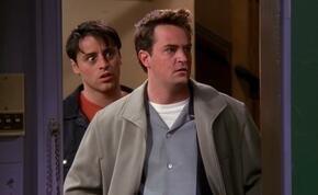 Chandler vagy Joey volt a kedvenced a Jóbarátokból? – Coub-válogatás