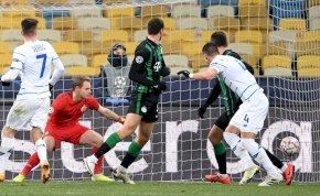 BL: nem sikerült bravúrt végrehajtania Kijevben a Ferencvárosnak