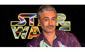 Taika Waititi kijelentette, hogy tönkre fogja tenni a saját Star Wars-filmjét