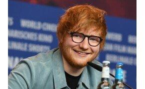Másfél év kihagyás után új dallal jelentkezett Ed Sheeran
