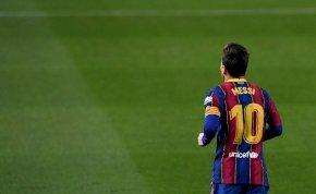 Lesz olyan focista, aki megdönti Messi rekordját?