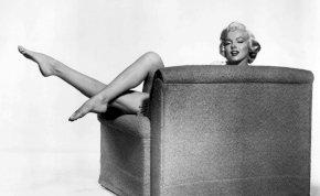 Sosem látott fotó: Így nézett ki Marilyn Monroe smink nélkül