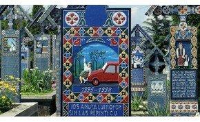 Ez Európa legvidámabb temetője