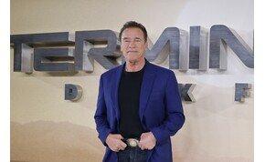 Így vágott bele 2021-be Arnold Schwarzenegger – fotó