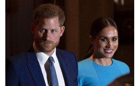 Elegük lett: meglepő döntést hozott Harry herceg és Meghan Markle