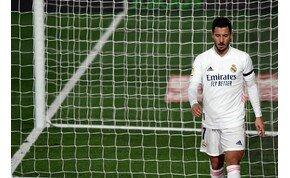 A spanyol sajtó nekiesett Eden Hazardnak