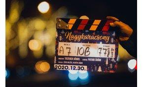 Elindult a Nagykarácsony forgatása – de milyen is lesz a magyar karácsonyi film?