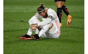 Úgy tűnik, nincs visszaút, Ramos 16 év után elhagyja a Real Madridot