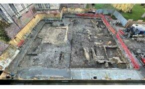 Lebontották a Cambridge-i Egyetem diákszállását, és az évszázad felfedezésére bukkantak
