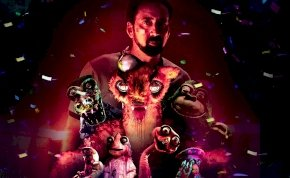 Willy's Wonderland-kritika: Nicolas Cage iszik, flipperezik, és aprítja a robotikus bábokat