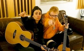 Igazán gyönyörű dalt hozott össze Ed Sheeran és Amy Shark