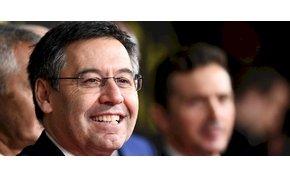 Razziát tartottak a Barcelona székházában, letartóztatták a klub korábbi elnökét