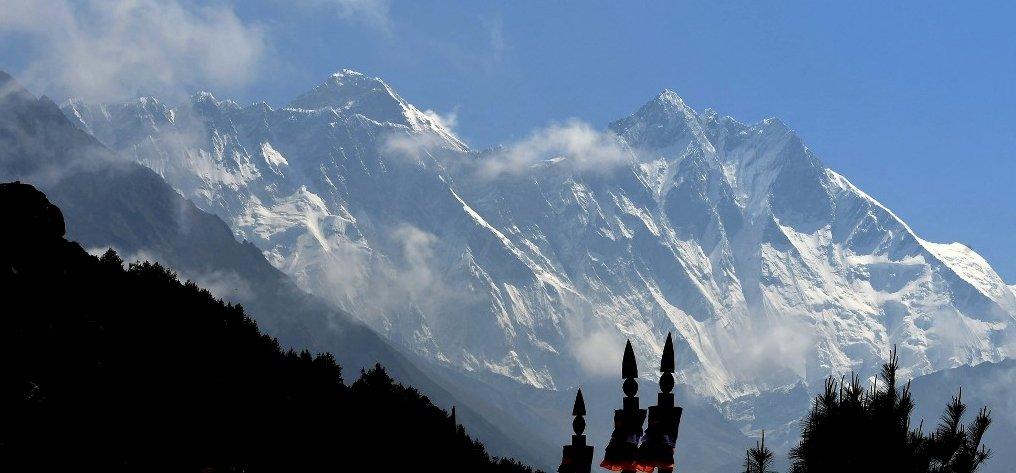 """Varga Csaba """"tisztán"""" készül meghódítani a Mount Everestet"""