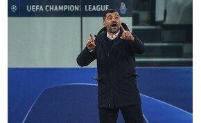 A Porto edzője a világ legrövidebb sajtótájékoztatóját tartotta meg?