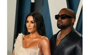 Kanye West és Kim Kardashian már szabályosan gyűlölik egymást