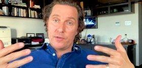 Matthew McConaughey kormányzói babérokra tör