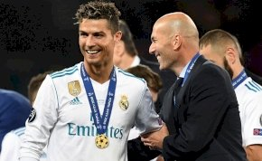 Cristiano Ronaldo újra a Real Madridban?