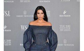 Kim Kardashian elárulta, hogy minden nap sírt a terhesség alatt