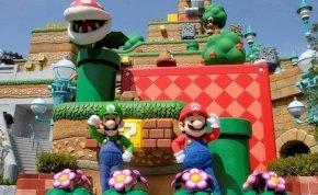 Super Mario rajongó vagy? Ezt a vidámparkot imádni fogod!