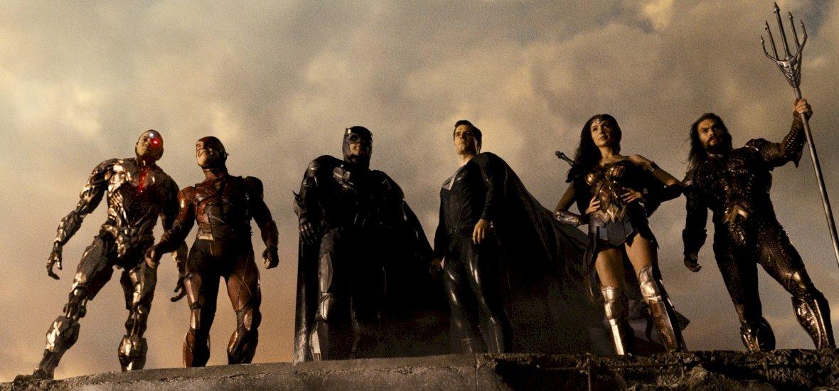 A Zack Snyder: Az Igazság Ligája rendesen odab*sz, de még mindig nem az igazi – kritika