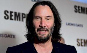 Keanu Reeves filmet készít abból a brutális képregényből, amit ő maga írt