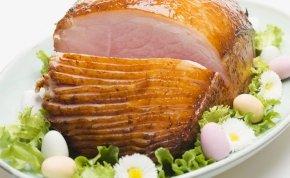 Létezik a tökéletesen elkészített húsvéti főtt sonka, amiből két változatot is mutatunk