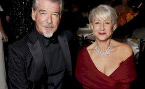 Pierce Brosnan és Helen Mirren DC-filmekben kaptak szerepet