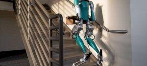 Ez a robot szállítja majd ki az amerikaiak csomagjait