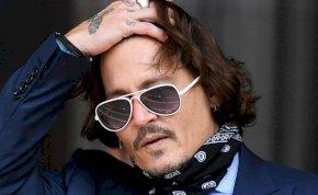 Rettenetes hírt kapott Johnny Depp – Mindennek vége?
