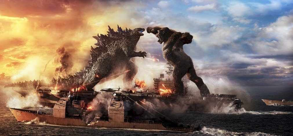 Megérte várni Godzilla és Kong epikus összecsapására – Godzilla Kong ellen-kritika