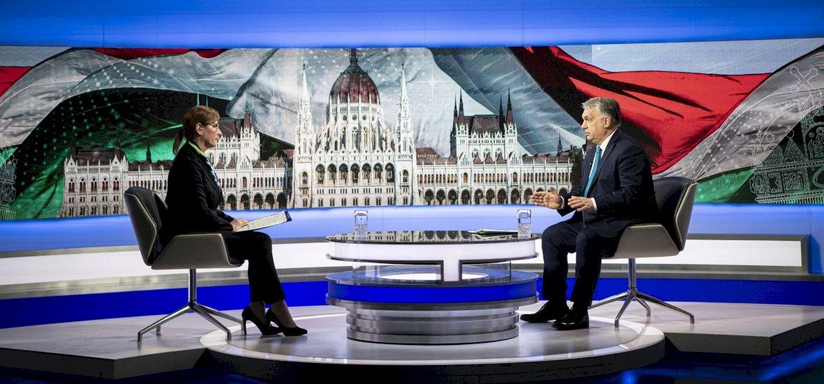 """Rendkívüli interjút adott Orbán Viktor: """"Minden erőnket az oltásra kell összpontosítani"""""""