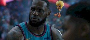 ¿Hay una vista previa de la secuela de Space Jam, Ready Player One, solo con baloncesto?