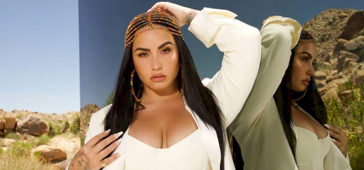 Demi Lovato az új albuma mellett egy sokkoló dokumentumfilm-sorozattal is kényezteti a rajongókat