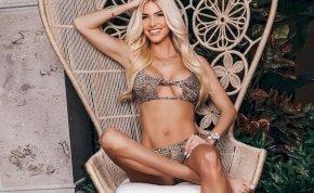 Vasvári Vivien szexi bikinijétől te is be fogsz indulni – válogatás