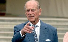 Fülöp herceg még a temetésén is megtréfálta a családját