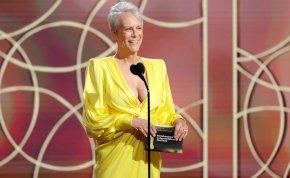 Jamie Lee Curtis magyarul kívánt mindenkinek boldog anyák napját