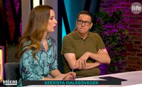 Demcsák Zsuzsa lányát folyamatosan zaklatják, a műsorvezető teljesen kiborult